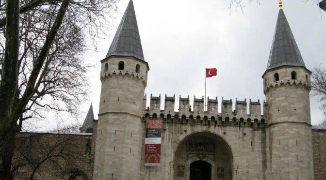 Tessuti di Venezia a Istanbul