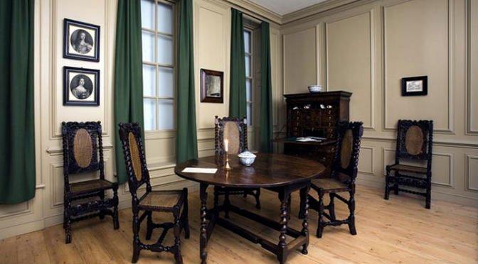 Living room 1695 | Chris Ridley | Tessitura Bevilacqua