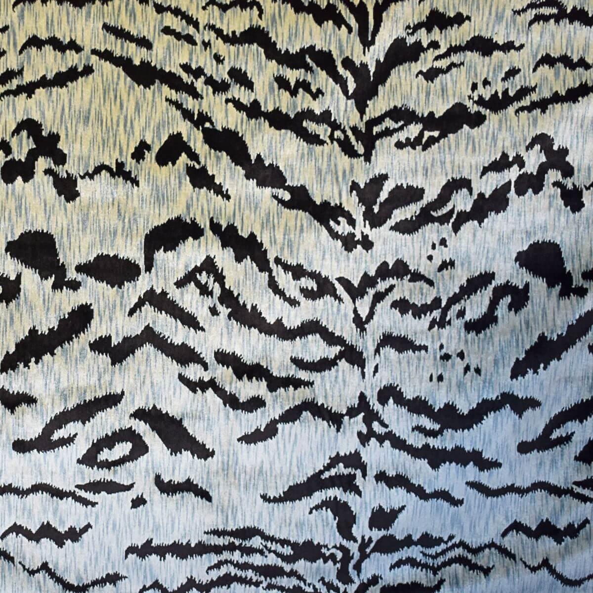 Velluto Tigre Baltico 659-441 | Tessiture Bevilacqua