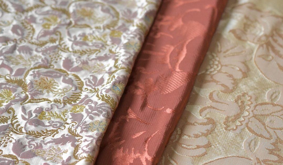 Tessuti rosa: storia di un colore aristocratico