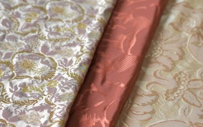 Pink fabrics: the history behind an upper-class colour
