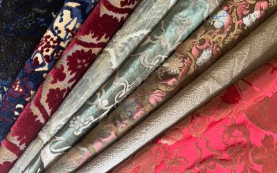 Luxury Fabrics: Names and Characteristics