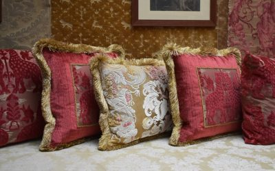 The amazing history of cushions