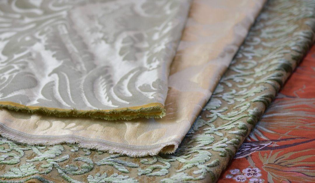 Tessuti Jacquard per arredamento | Tessiture Bevilacqua