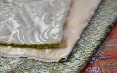 Jacquard fabrics: a revolution for home decor (and not only)