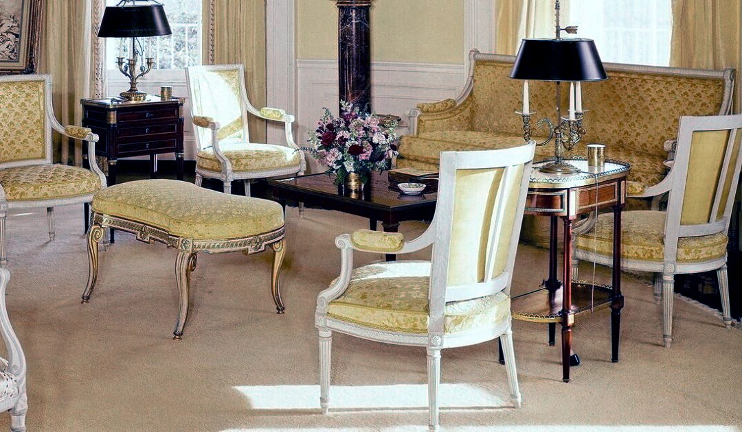 The long history of velvet upholstery