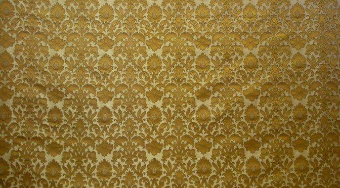 The decorative essence of broccatello