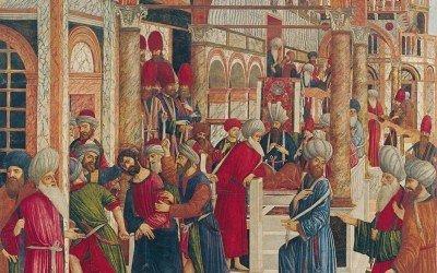 Le origini dei tessuti pregiati a Venezia II