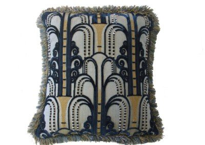Walls Velvet Cushion
