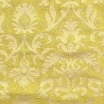Broccatello Rinascimento 100-34361 oro | Tessitura Bevilacqua