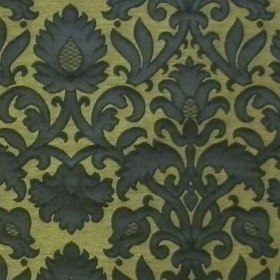 Broccatello Rinascimento 102-34361 turchese | Tessitura Bevilacqua
