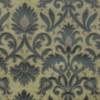 Broccatello Rinascimento 103-34361 turchese antico | Tessitura Bevilacqua