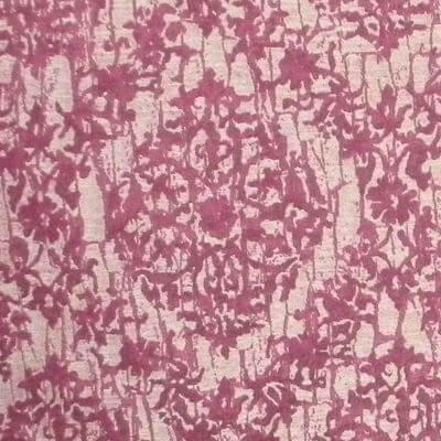 Broccatello Serto 106-34355 rosso | Tessiture Bevilacqua