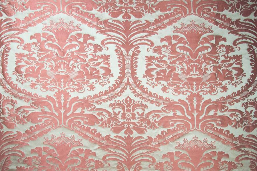 Damasco 31089 rosa | Tessitura Bevilacqua