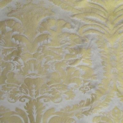 Damasco Craquelé 148-31089R perla-oro | Tessiture Bevilacqua