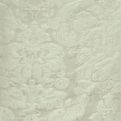 Damasco Craquelé Giardino 146-33077 perla | Tessiture Bevilacqua