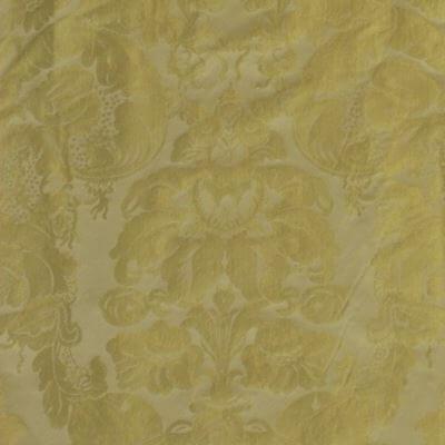 Damasco Craquelé Giardino 148-33077 perla-oro | Tessiture Bevilacqua