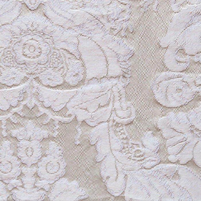 Damasco Craquele 046-33077-grigio-perla | Tessitura Bevilacqua