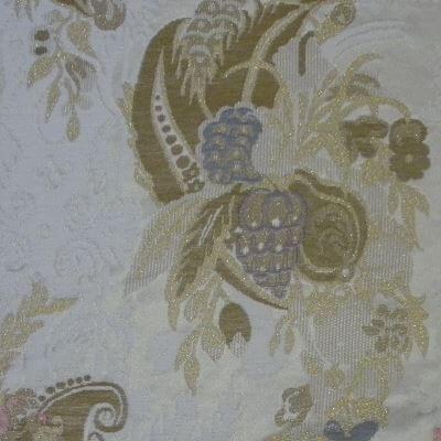Lampasso Bizar 176-3937 perla lamé | Tessiture Bevilacqua