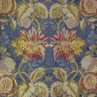 Lampasso Melograno 099-33990S blu | Tessiture Bevilacqua