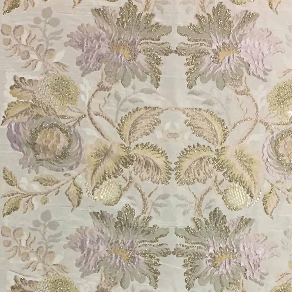 Lampasso Melograno 206-33990S mauve malva | Tessiture Bevilacqua