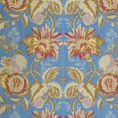 Lampasso Melograno 243-33990S azzurro | Tessiture Bevilacqua