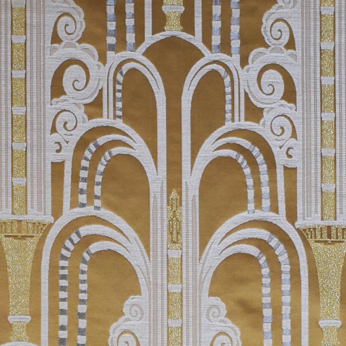 Lampasso Walls 275-34400 giallo antico | Tessiture Bevilacqua