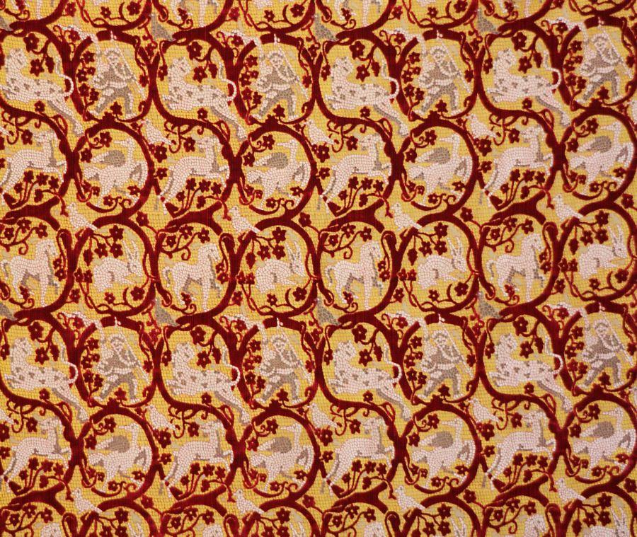 Velluto-Mosaico|Tessiture Bevilacqua