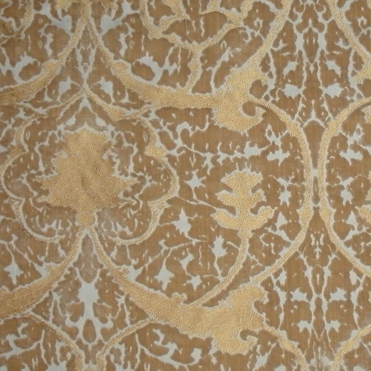 Velluto bacchetta Gotico 332-3945S avorio | Tessiture Bevilacqua