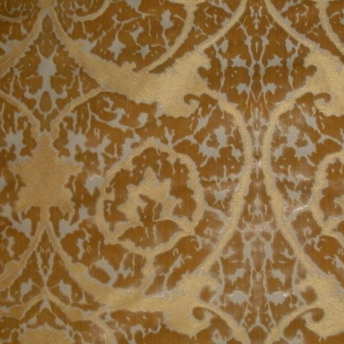 Velluto bacchetta Gotico 335-3945S oro | Tessiture Bevilacqua