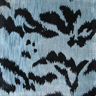 Velluto animale Leopardo 443-440 verde shiné | Tessitura Bevilacqua