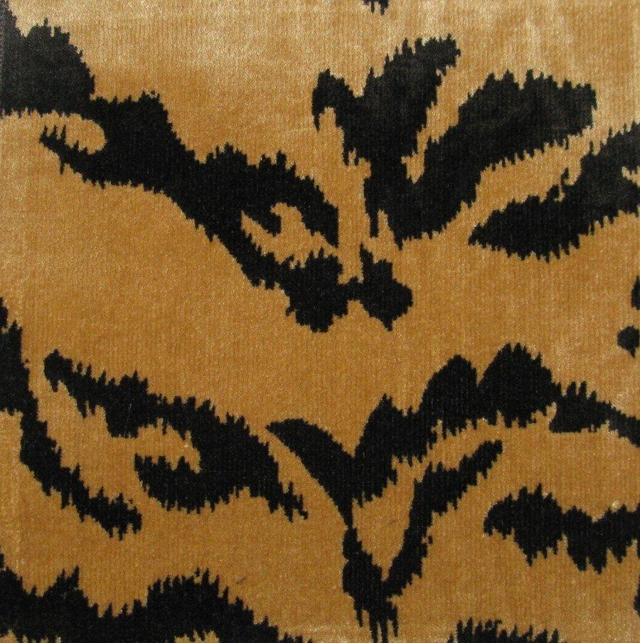 Velluto Tigre Stone 652-441   Tessiture Bevilacqua