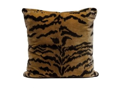 Tigre Velvet Cushion