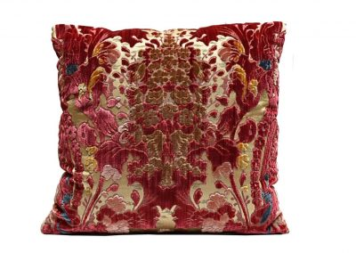 Fresie Velvet Cushion