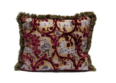 Mosaico Velvet Cushion