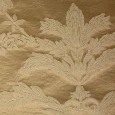 Damasco Fenice 175-31061 giallo antico | Tessiture Bevilacqua