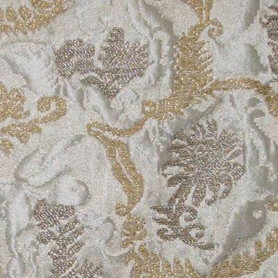 Lampasso Svezia 026-3380 perla | Tessiture Bevilacqua
