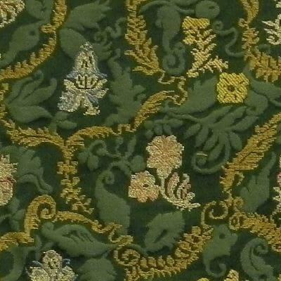 Lampasso Svezia 028-3380 smeraldo | Tessiture Bevilacqua