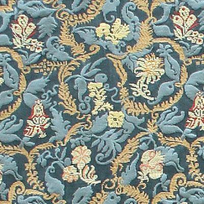 Lampasso Svezia 099-3380 blu | Tessiture Bevilacqua