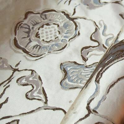 Lampasso Three Crowns 090-3334 mandorla | Tessiture Bevilacqua