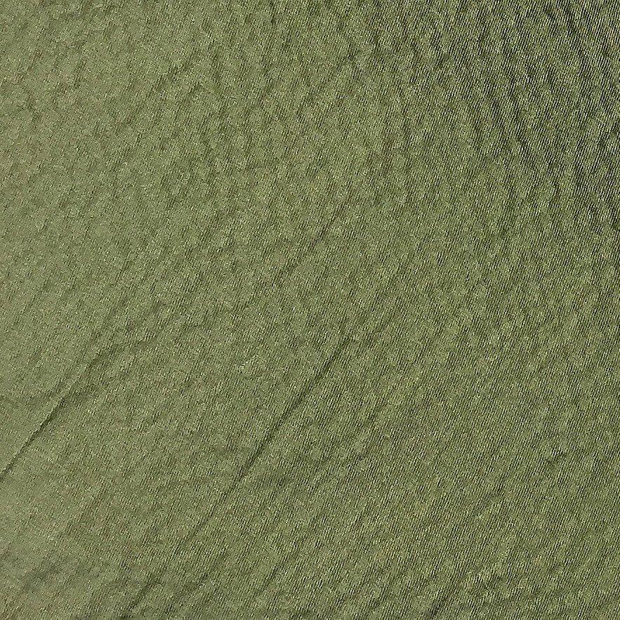 Raso Goffrato 092-277 verde | Tessiture Bevilacqua