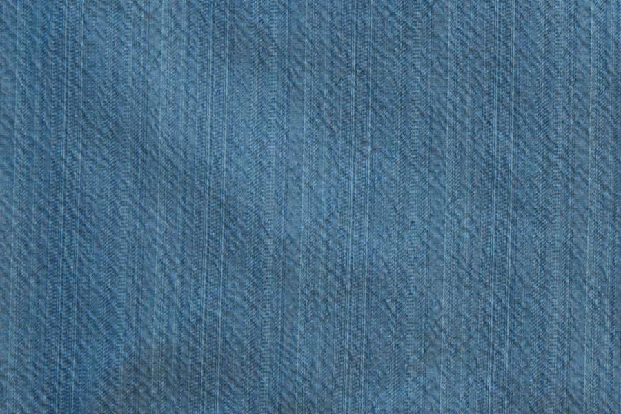Raso Goffrato azzurro | Tessitura Bevilacqua