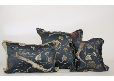 Three Crowns Collection Cushions