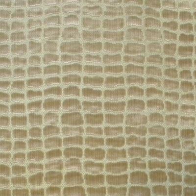Velluto Animale Coccodrillo 092-3886 avorio | Tessiture Bevilacqua