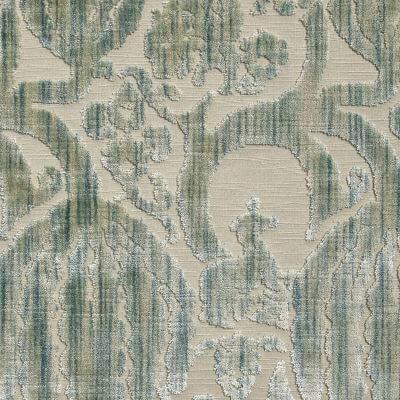 Velluto Caccia baltico 659-3349D | Tessiture Bevilacqua