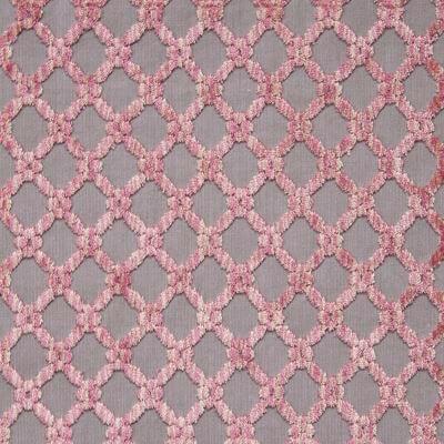 Velluto Griglia 668-3162D rosa antico | Tessiture Bevilacqua