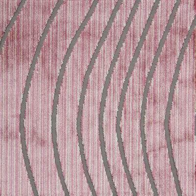 Velluto Onda 668-3739 rosa antico | Tessiture Bevilacqua