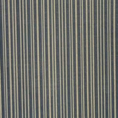 Velluto Righe Piccole 111-824-1 azzurro | Tessiture Bevilacqua