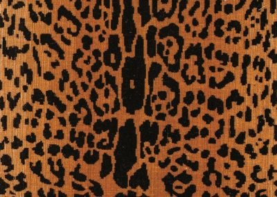 Leopardo Cut Velvet