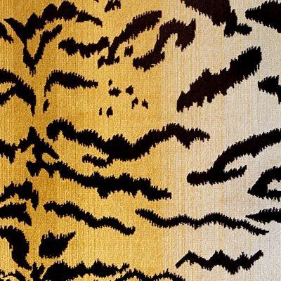 Velluto animale Leopardo 662-440 gardenia | Tessitura Bevilacqua